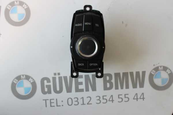 2014 BMW 3 Series iDrive Controller-033623201